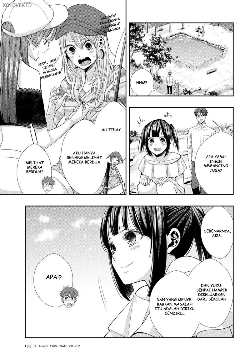 Baca Manga Citrus chapter 30 Bahasa Indonesia