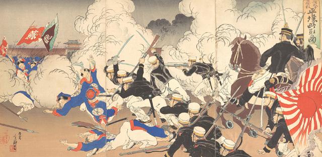 Perang Rusia Jepang