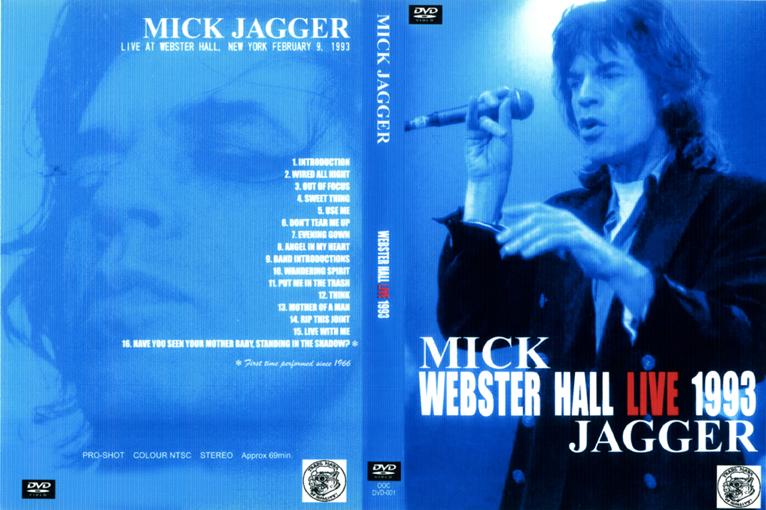 Deer5001RockCocert: Mick Jagger \