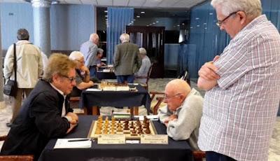 Partida de ajedrez Juan Domínguez-Josep Monedero, 2016
