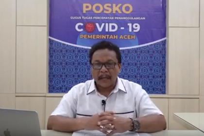 Video Poemerintah Aceh Jelaskan Teukaet Meutamah Pasien Positif Corona