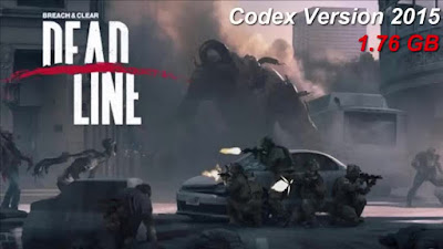 Free Download Game Breach & Clear: Deadline Pc Full Version – Codex Version 2015 – Multi Links – Direct Link – Torrent Link – 1.76 GB – Working 100% .