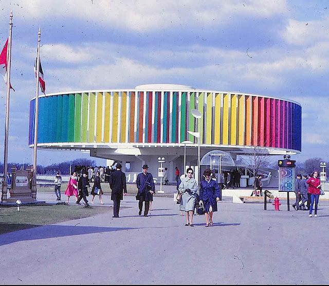 1967 Montreal Expo 67 Kaleidoscope