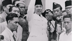 Bung Karno: Tak Ada Pemimpin yang Lebih Besar dari Nabi Muhammad SAW.