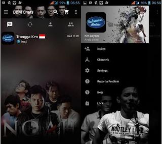 BBM MOD Noah V3.2.0.6 Apk
