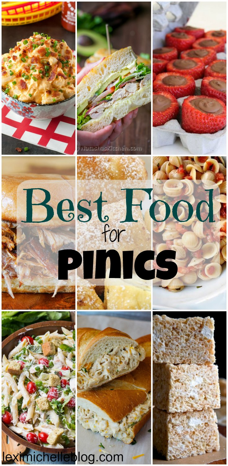 lexi michelle blog best foods to pack in your picnic basket