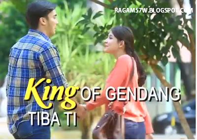 King Of Gendang Tiba Tiba Nikah SCTV. Foto pemain dan cuplikan