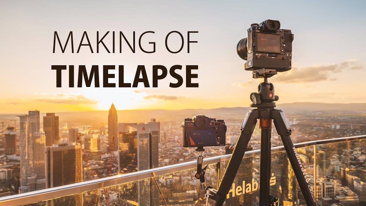 How to made a flow motion timelapse film