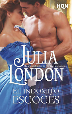 Julia London - El Indómito Escoces
