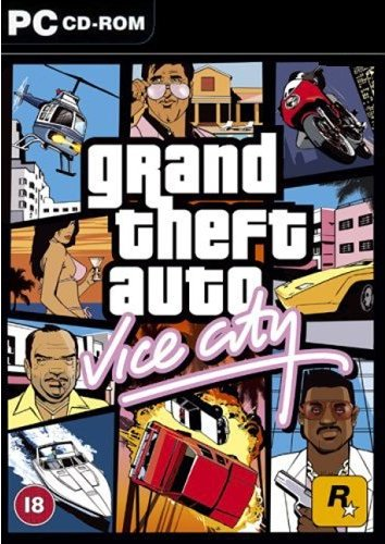 GTA Grand Theft Auto Vice City PC Full Español Descargar DVD5