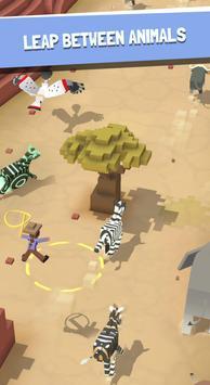 تحميل لعبة Rodeo Stampede: Sky Zoo Safari للأيفون والأندرويد XAPK