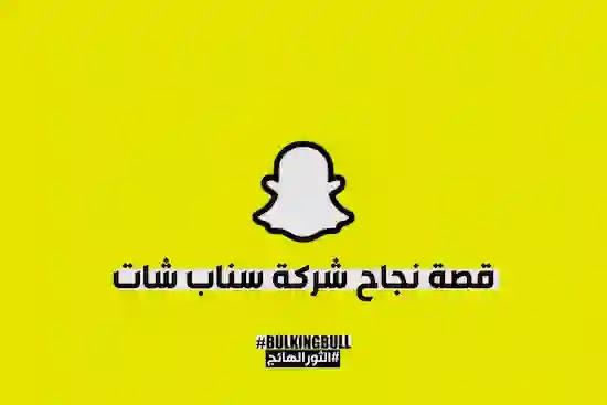 قصة نجاح سنابشات Snapchat