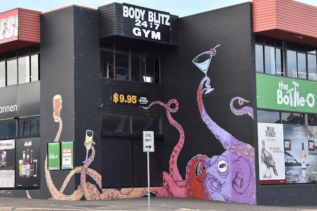 Belconnen Street Art | HoulArt