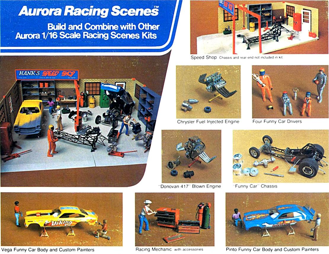 Image result for Aurora Racing Scenes mechanic