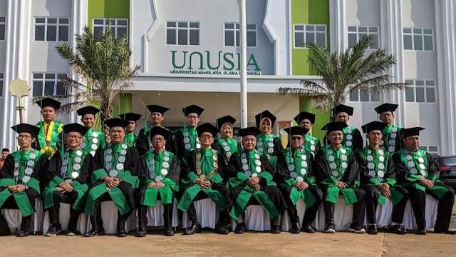150 Kampus Perguruan Tinggi NU di Indonesia