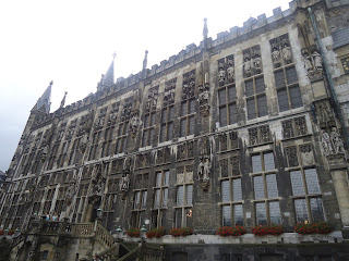 aachen rathaus germany