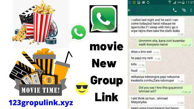 Join 500+ movie whatsapp group link 2020