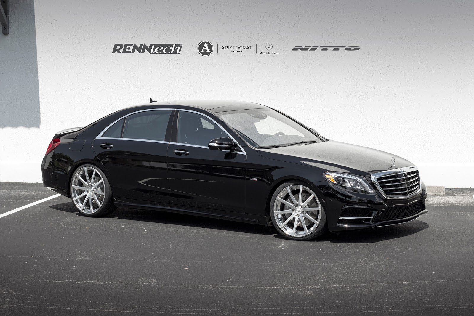 Renntech news mercedes benz s 550 renntech for Aristocrat motors mercedes benz