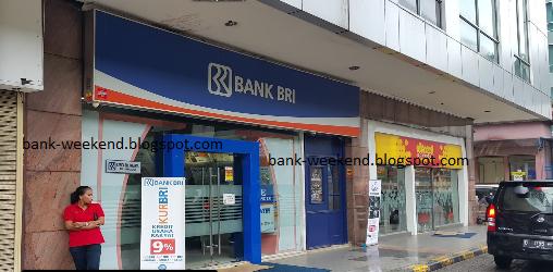 Ini Dia Weekend Banking Bri Jakarta Selatan