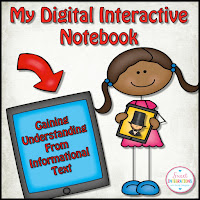 digital interactive notebook unit cover