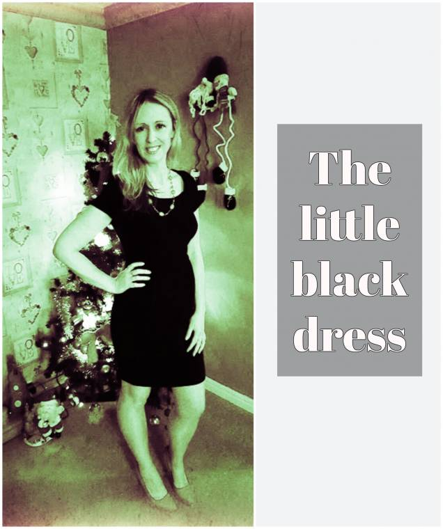 Little Black Dress From Sainsbury's This Winter