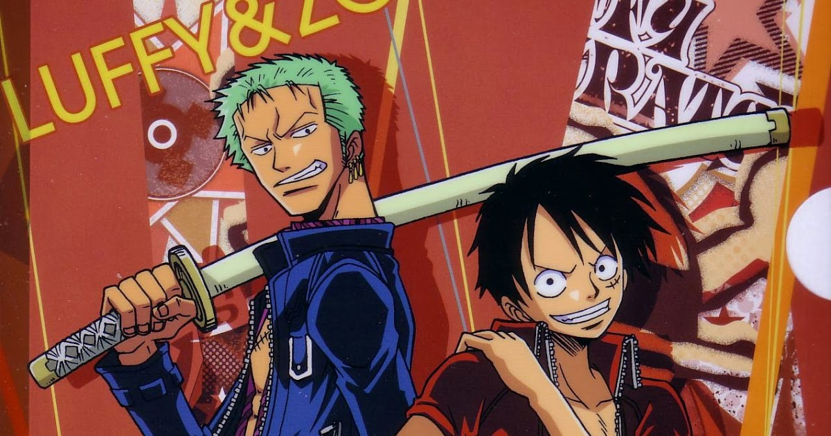 Luffy And Zoro Live Wallpaper