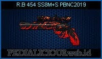 R.B 454 SS8M+S PBNC2019