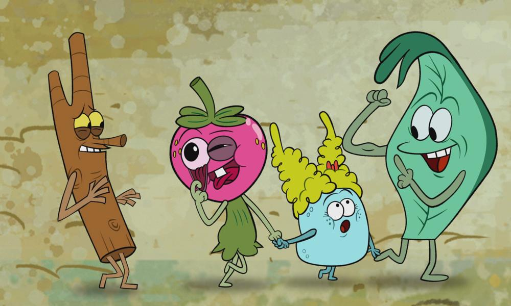 NickALive!: DreamWorks' 'The Mighty Ones' Was Once Set To Be A Nickelodeon  Series
