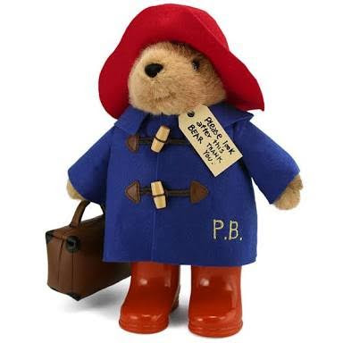 Fashion Inspiration from Paddington Bear