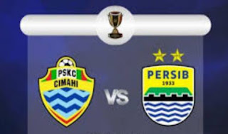 Persib Bandung Siap Bertanding Lawan PSKC Cimahi 15 Agustus 2018