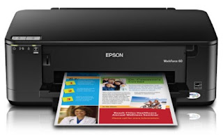 Epson WorkForce 60 Télécharger Pilote