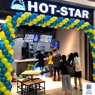 HOT STAR LARGE FRIED CHICKEN NOW FRYING AT SM CITY SAN JOSE DEL MONTE!