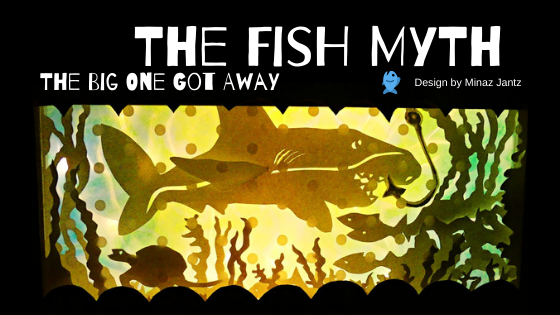 The Fish Myth: The Big One Got Away by Minaz Jantz