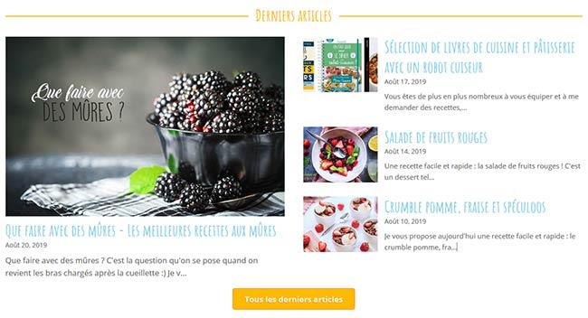 blog de pâtisserie