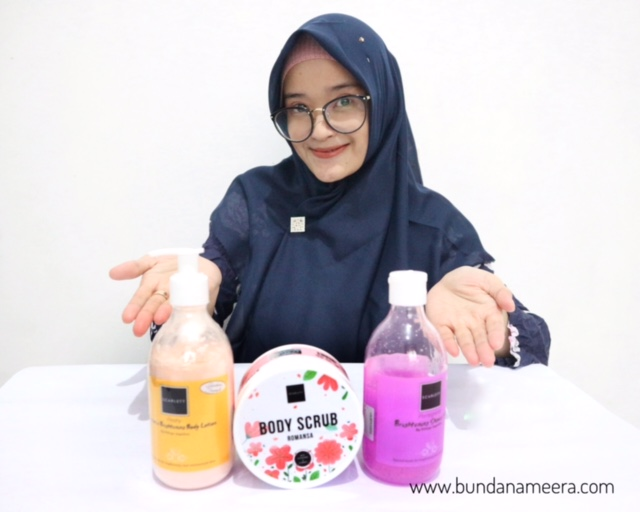 review scarllet whitening body care