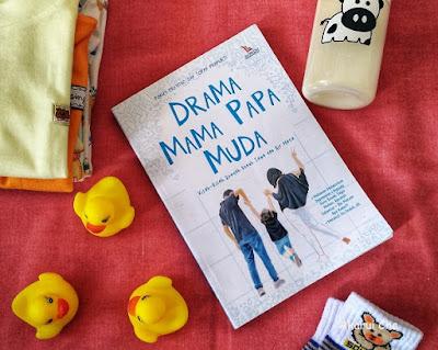 Buku Drama Mama Papa Muda