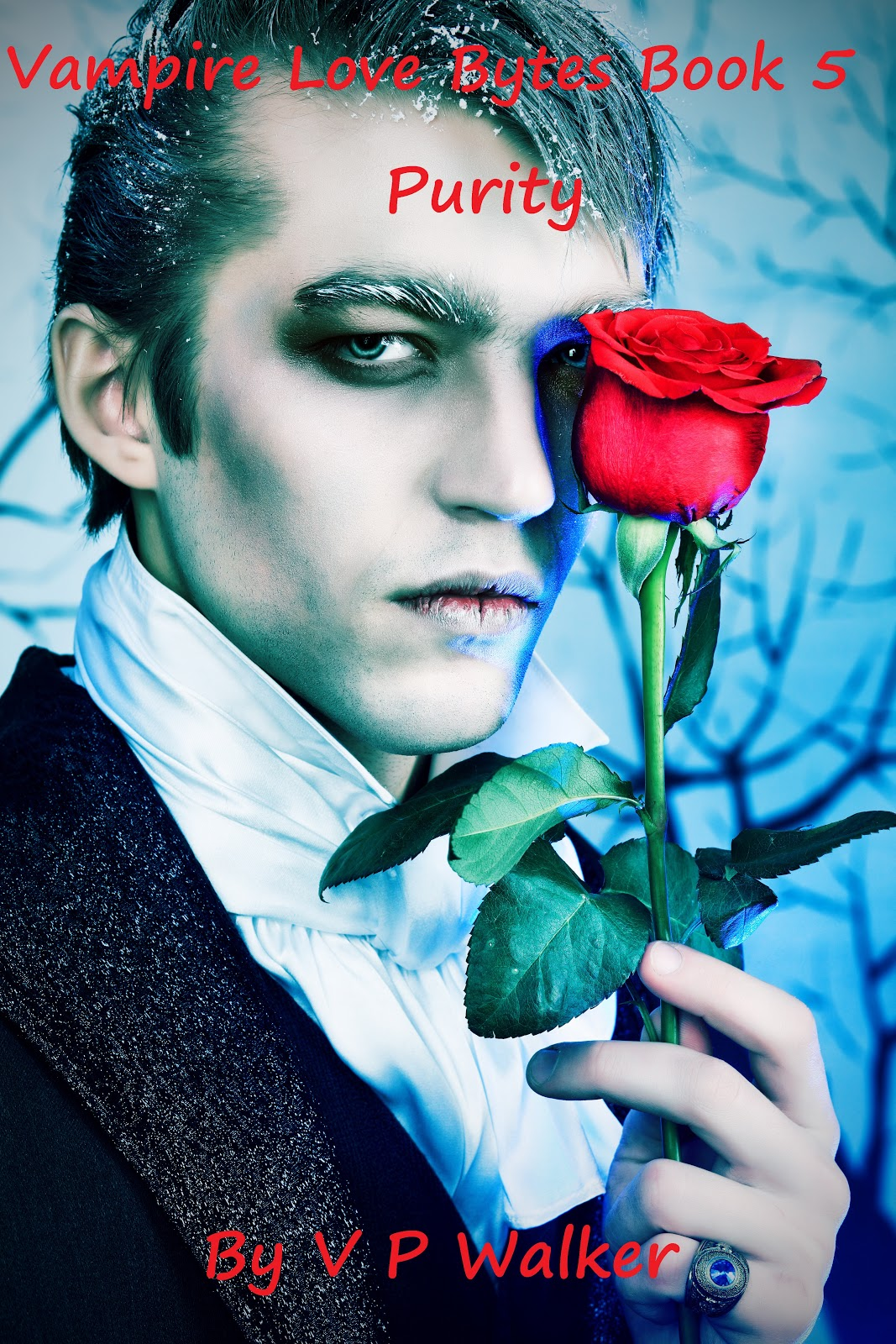Vampire Love Bytes by V P Walker: Be intrigued by Vampire ...