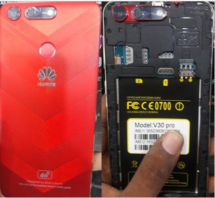 Huawei Clone V30 Pro Firmware