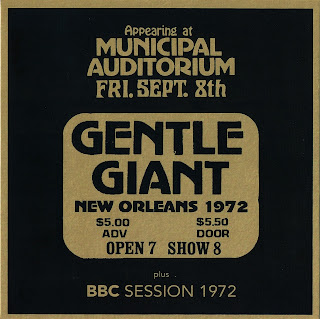 New Orleans & BBC session 1972 (2019)