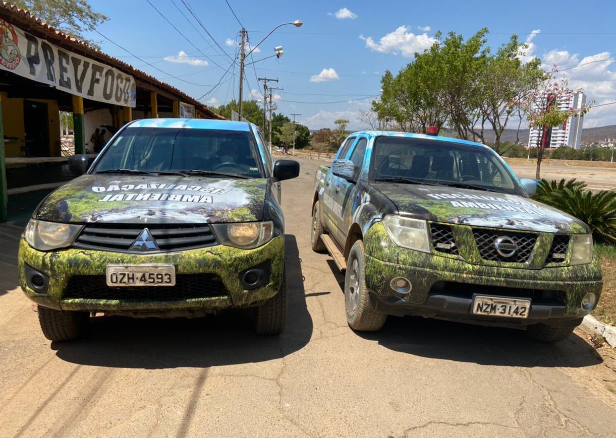 Prefeitura de Barreiras caracteriza veículos em homenagem ao bioma Cerrado