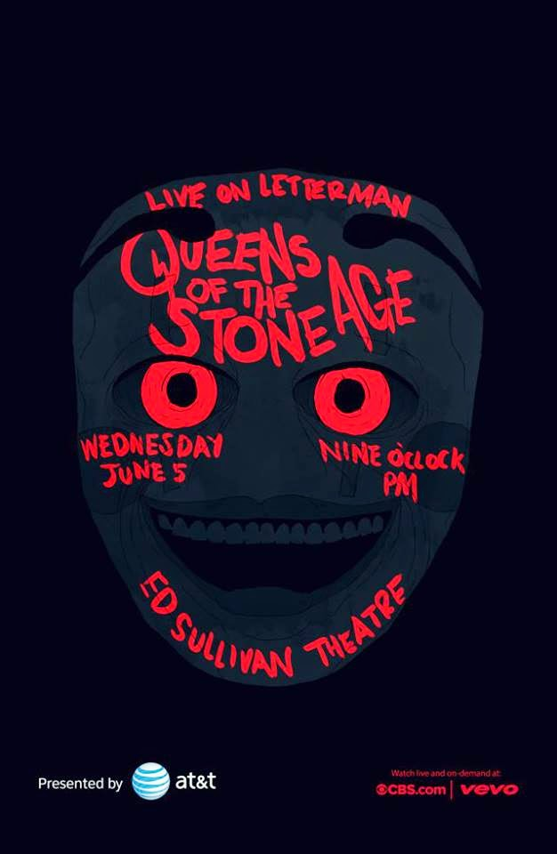 Queens Of The Stone Age - ALL!: Queens Of The Stone Age - Live On ...