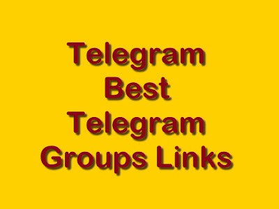 Telegram Best Telegram Groups Links