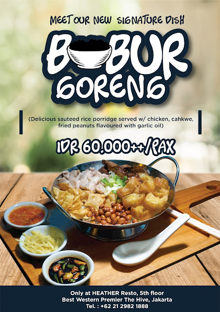 Bubur+goreng+di+jakarta+best+western+premier+the+hive