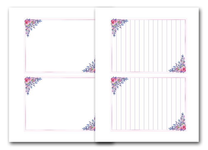 Free Printable Stationery