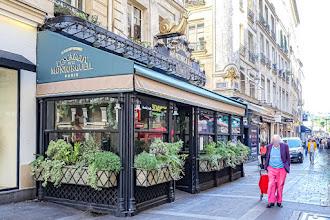 Paris : L'Escargot Montorgueil, restaurant classé aux Monuments historiques, décor Second Empire et gastéropode à l'ail - Ier