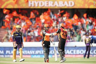 KKR vs SRH Live Streaming