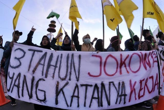 Aktivis Ditangkapi, Alumni Presiden UGM Rapatkan Barisan
