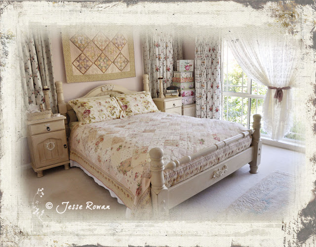 bed make-over by Jesse Rowan