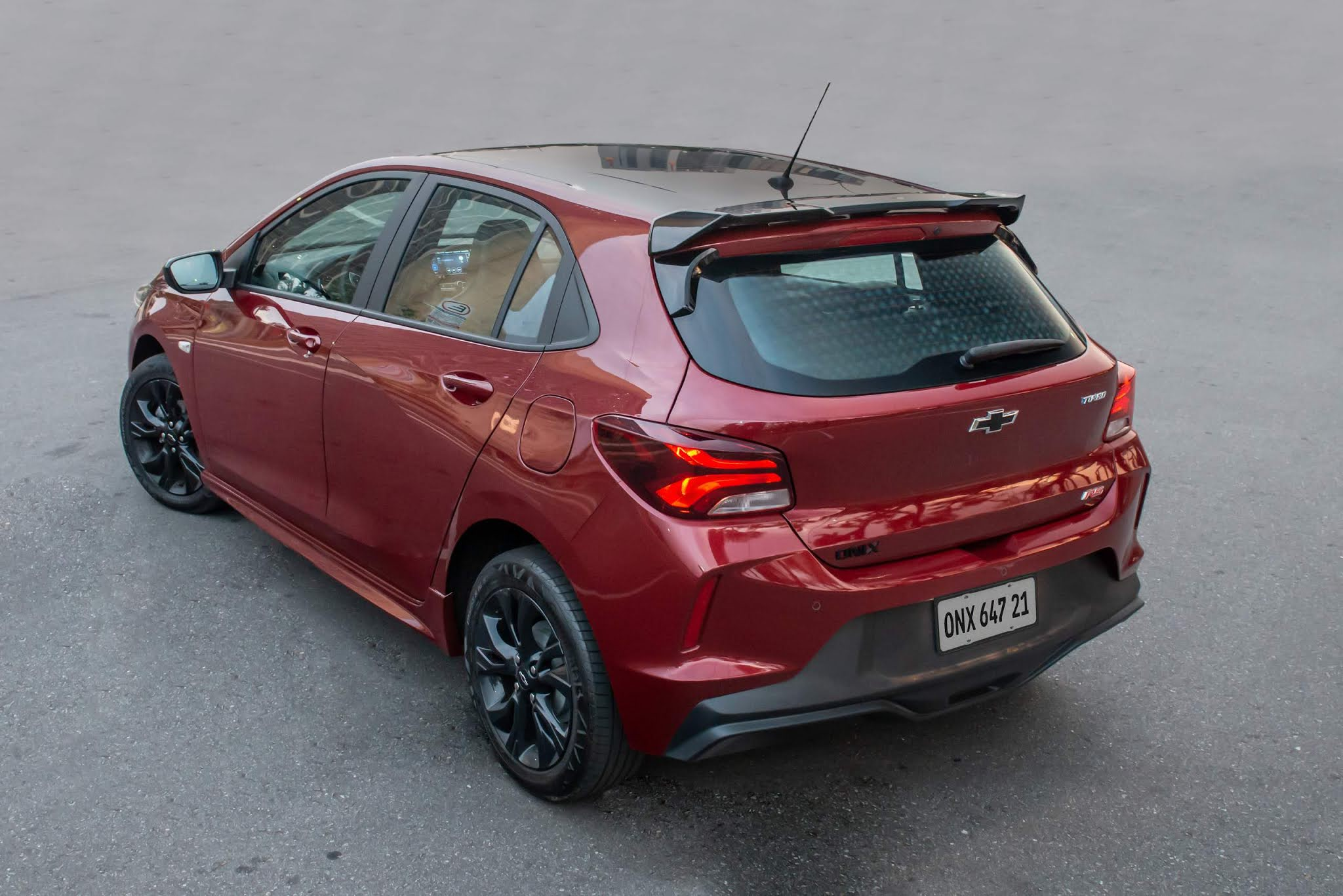 Novo Chevrolet Onix 2022