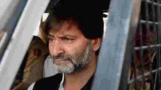 Yasin Malik, 9 Others to Be Charged in Rubaiya Sayeed Kidnapping Case